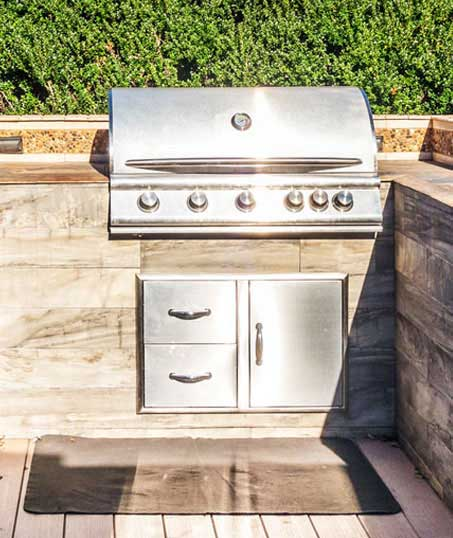 Desert Gold Landscape Outdoor Kitchen Services